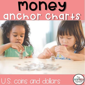 Money Posters and Worksheet!
