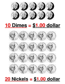 Money Posters/Flashcards