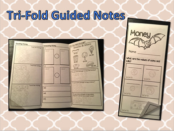 Money Powerpoint and Guided Notes