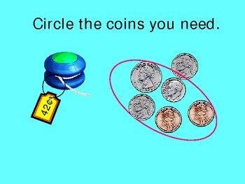 Money Practice Power Point Presentation