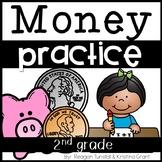 Money Practice Second Grade