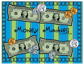 Money Practice with Money Madness