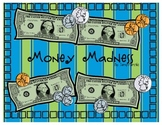 Money Practice with Money Madness