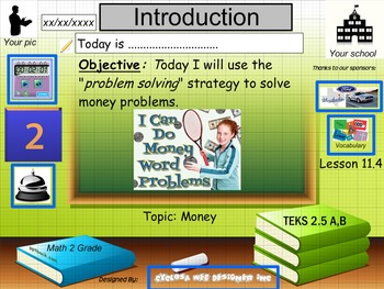 Money Problem Solving