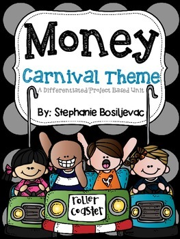 Money (Project Based Learning-Make a Carnival)