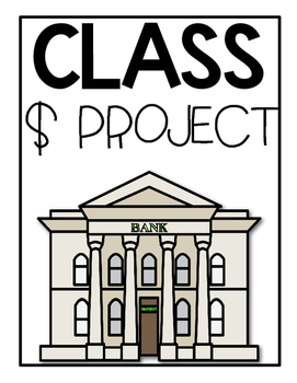 Money Project:  Class Store