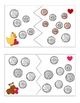 Money Puzzle: Match Equivalent Groups of Coins