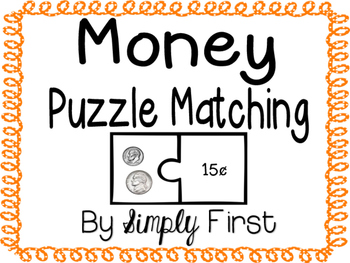 Money: Puzzle Matching