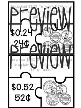Money Puzzles