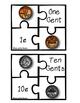 Money Puzzles {Freebie}: Coins