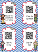 Money QR Codes: 16 Dollars and Cents Stories for Daily Five Listen to Reading