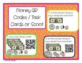 Money QR Codes / Task Cards