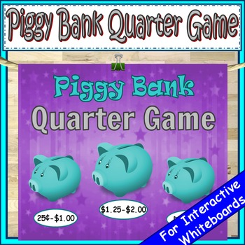 Money Quarter PowerPoint Game