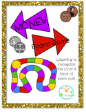 Money Recognition Board Game