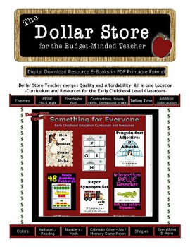 Money Recognition - Coins and Bills - Smart Chute Style Cards Math Center
