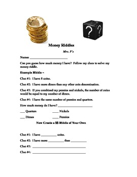 Money Riddle