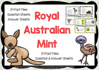Money - Royal Australian Mint - Scavenger Hunt