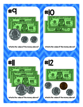 Money SCOOTS! {differentiated for three levels}