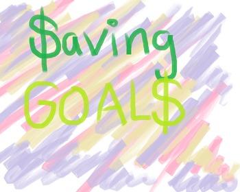 Money Saving Goals : Money Management
