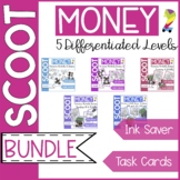 Money Scoot Bundle [5 levels of the game ALL in B&W and color)