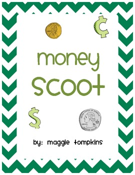 Money Scoot Easy Version (Same Coins)