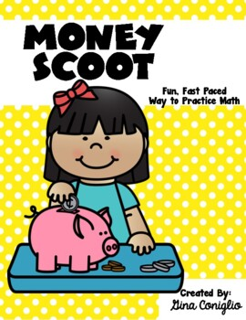 Money Scoot Game: U.S. Currency
