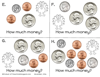 Money Scoot - Thanksgiving