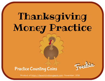 Money Scoot - Thanksgiving