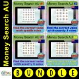 Money search with coins AUSTRALIA BUNDLE (BOOM distance le