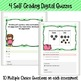 Money Self-Grading Digital Assessments: Word Problems and Counting Coins