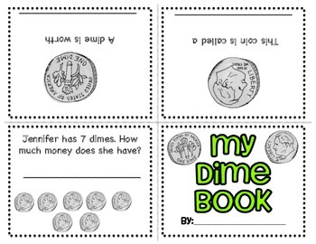 Money Activity Books