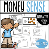 Money ~ Math Journal Pages and Station Games