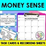 Money Sense Task Cards