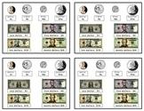 Money Sheets (4 per page)
