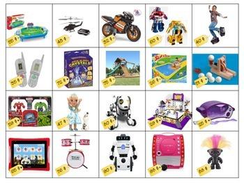 Money: Shopping For Toys