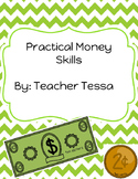 Financial Literacy for Elementary Students!