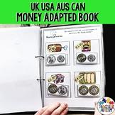 Money Skills Adapted Work Folder