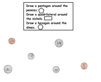 Money: Smart Board Lesson