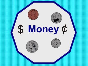 Money SmartBoard Lesson