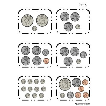 Money Sort with Coins