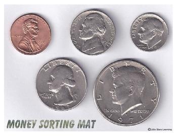 Money Sorting Mat