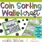 Coin Sorting Wallet Craft