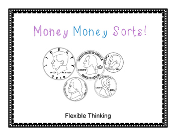 Money Sorts - Flexible thinking