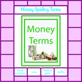 Money Spelling and Fluency Games