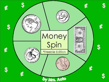 Money Spin Game - Freebie Edition