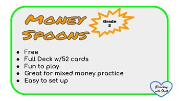 Money Spoons Game