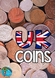 Money Sterling UK Coins