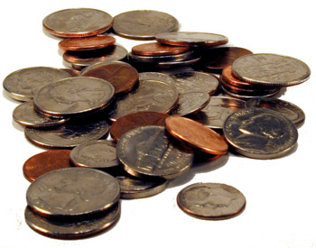 Money Sticks-US Coins