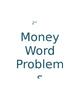 Money Story Problems