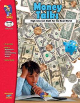 Money Talks US Currency Grades 3-6